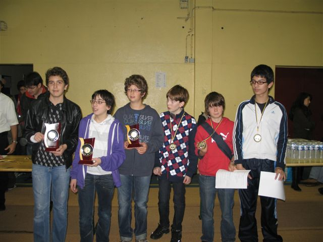 Qualifs Jeunes 2010 - photo 5