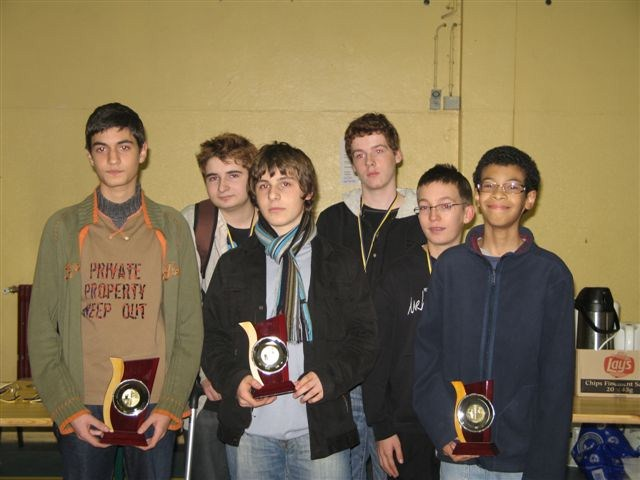 Qualifs Jeunes 2010 - photo 6